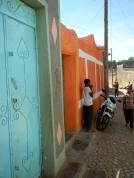 Straßenszene in Harar, Ostäthiopien