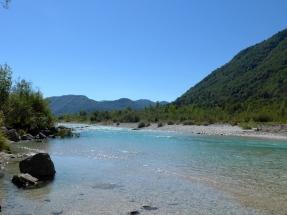 Soca-Tal, Slowenien